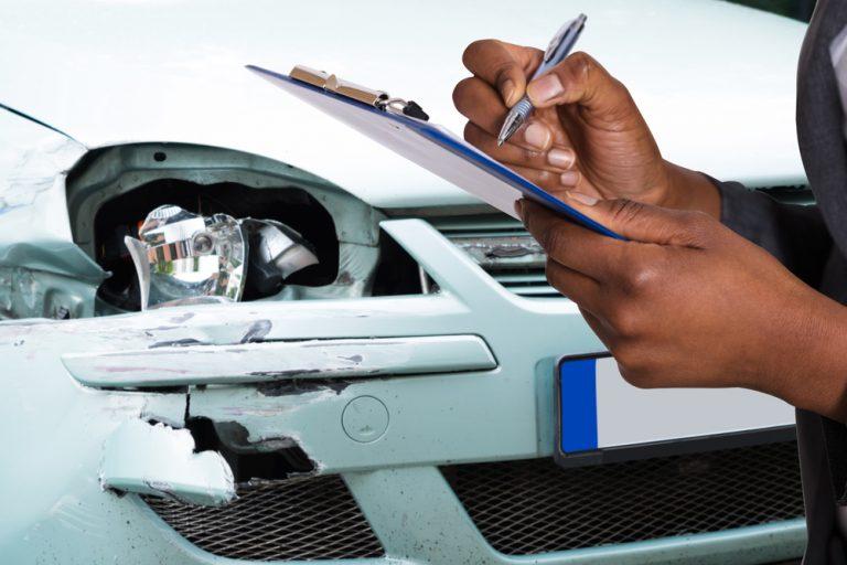 diverse female auto adjuster